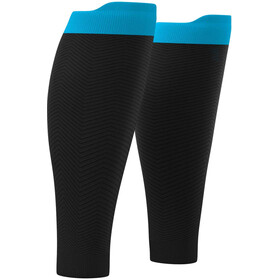 Compressport R2 Oxygen Kuitmouwen, black